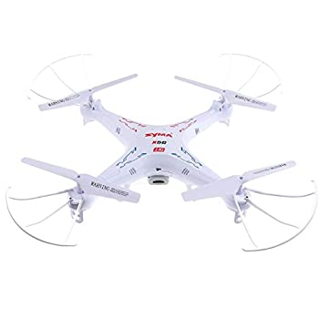 Cheerwing Syma X5C-1 Explorers 2.4Ghz 4CH 6-Axis Gyro RC Quadcopter Drone with Camera
