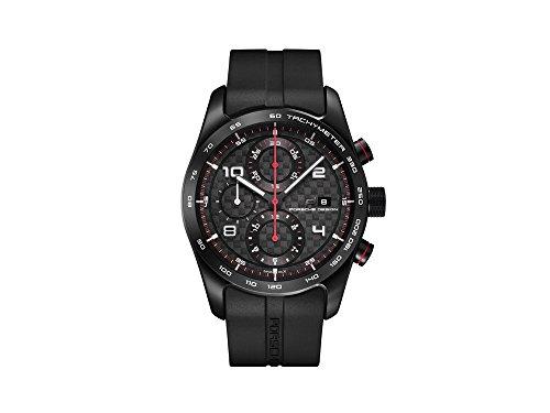 Porsche design chronotimer Collection Herren Uhr analog Automatik mit Kautschuk Armband 6010.1.04.005.05.2