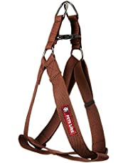 PetsLike Regular Harness, Large (Brown)