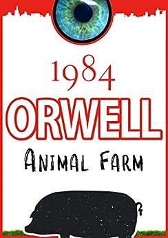 1984 and Animal Farm (English Edition) por [George Orwell, Rafael Arrais]
