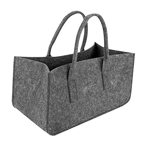 cesta gris de la marca YAOLUU