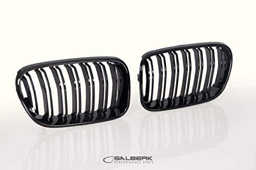 salberk performance 2500DL - schwarze Nieren hochglänzend beschichtet