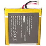 Batterie pour Nintendo Switch, Li-Polymer, 3,7 V, 3600 mAh, 13,3 Wh