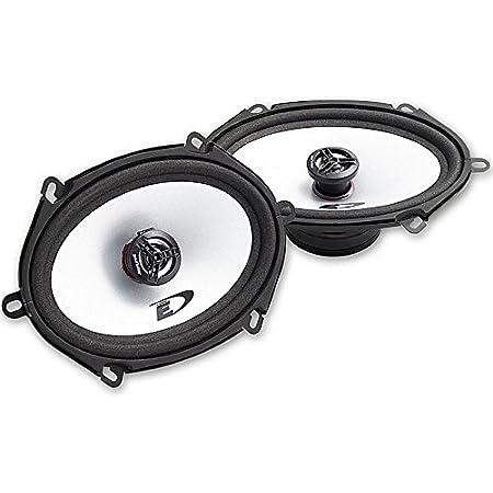 Alpine Lautsprecher 160 Watt Ford Fiesta Mk6 Bj 11 01 08 08 Einbauort Türen Vorne Hinten Elektronik