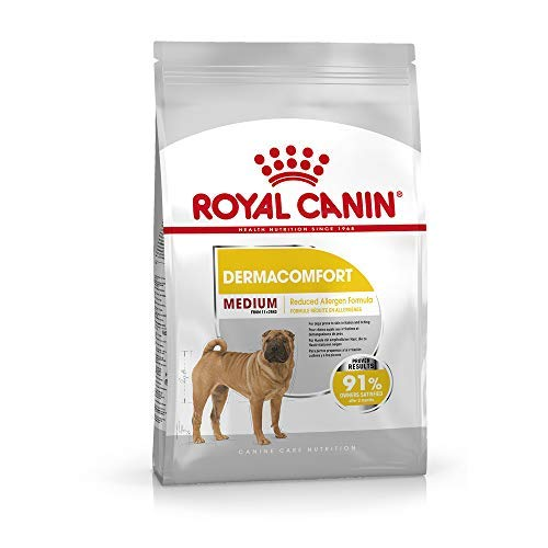 Royal Canin C-08419 S.N. Medium Dermacomfort - 10 Kg ⭐