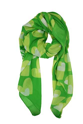 Fular Verde Mujer  marca Agatha Ruiz de la Prada