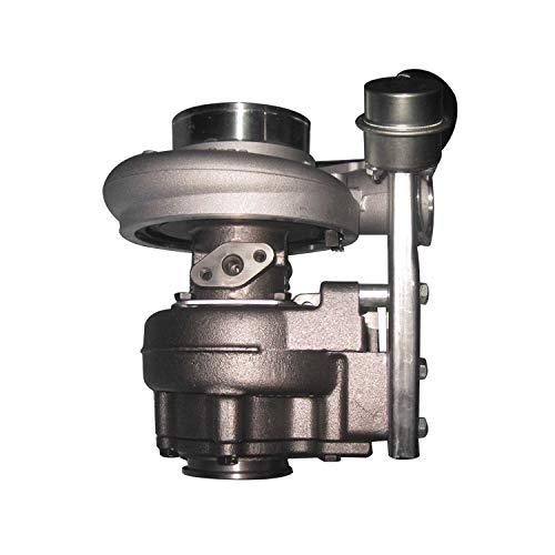 Disenparts HX35W Turbo 4955156 4955748 Turbocharger For Cummins QSB 6.7 Engine