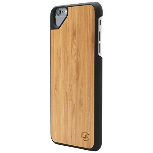 Ultratec-Mobile de protection application Coque en bois pour iPhone 6/6S, Bois, bambou, iPhone 6 / iPhone 6s Plus