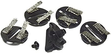 Round Guide Blade, 4 Braid Plates, 1 Screw