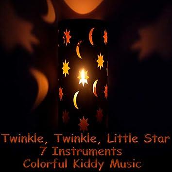 Twinkle, Twinkle, Little Star (7 Instruments Version) (Instrumental)
