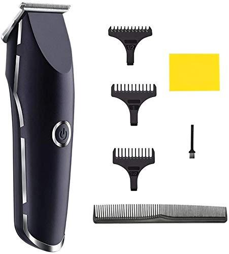 Lookxingxing Recortadora de pelo, cortadora, máquina de afeitar de bolas de higiene masculina, kit de corte de pelo cargado por USB, recortadora de barba, cortadoras de pelo para hombres