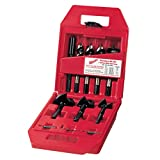 Milwaukee 7/8' - 2 9/16' X Various X 7/16' Hex Shank Selfeed Drill Bit Set/Package Size: 1 Each