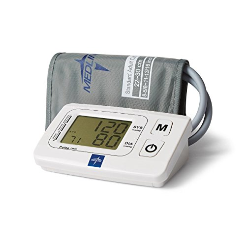 Medline MDS1001 Automatic Digital Blood Pressure Monitor, Adult