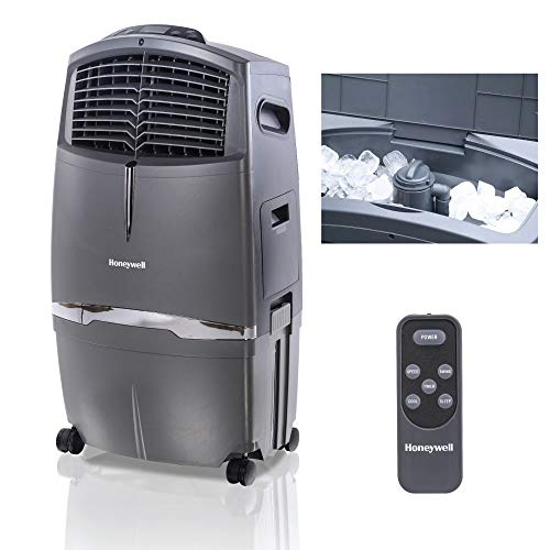 Honeywell 525-790CFM, Fan & Humidifier with Ice...