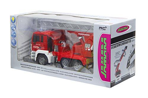 RC Feuerwehr kaufen Feuerwehr Bild 1: Jamara 405008 Feuerwehr Drehleiter*