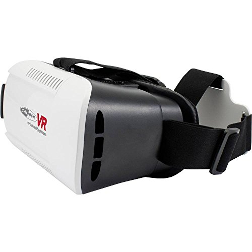 Caliber Audio Technology VR001 Schwarz, Weiß Virtual Reality Brille