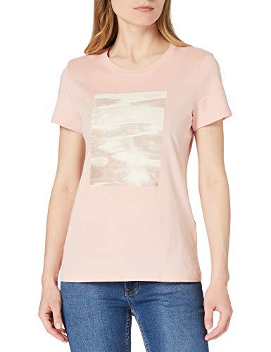 Esprit 021EE1K336 Camiseta, 685/Nude, L para Mujer