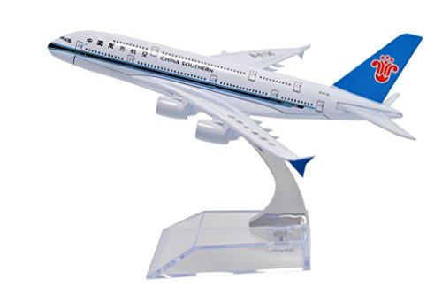 Tang DYNASTY(TM) a380 China South Airlines. Flugzeug Flugzeug Modell Flugzeug