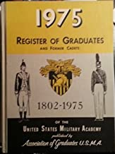 1975 Register of Graduates and Former Cadets of the United States Military Academy