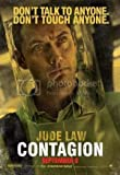 Contagion - Teaser - Jude Law – Wall Poster Print – A3