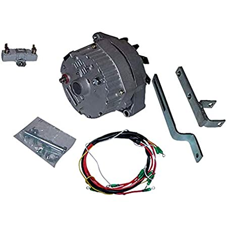 Amazon.com: DB Electrical AKT0007 New Ford Naa Tractor Alternator For  Generator Conversion, Ford Tractor Jubilee Naa: Garden & Outdoor   Ford Jubilee 12 Volt Light Wiring 1 Wire Alternator      Amazon.com