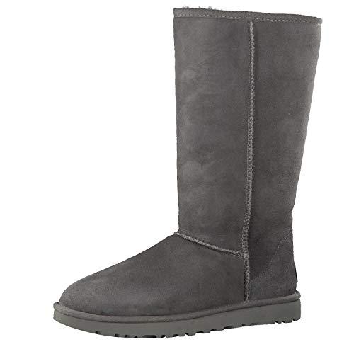 UGG Damen Boots Classic II Tall 1016224 Grey 42