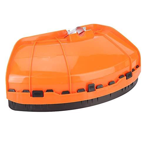 Duokon 26mm / 28mm de plástico Rojo de protección de la desbrozadora/Trimmer Cuchilla Cortadora de cesped Proctection Cubierta a Prueba de Polvo Cubierta del Protector de Accesorios para segadoras