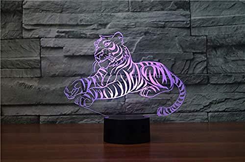 Running Animal7 Farbwechsel Nachtlicht Sammlerstück Charizard 3D Led Tisch Schreibtisch Lampe Cartoon Figur Kinderbett