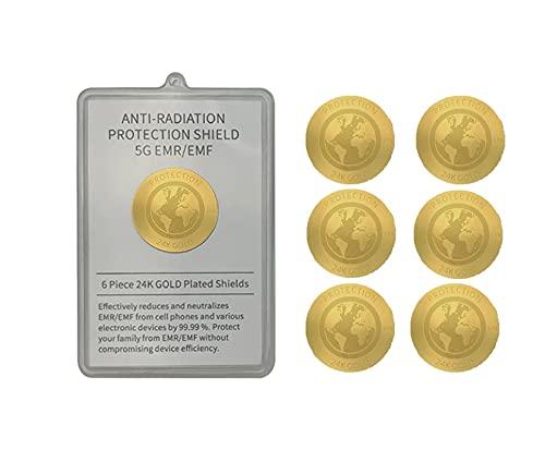 24K Gold Anti Radiation Protection …