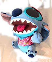 Disney Sega Fun Fan Amuse Prize Collection Hawaii Stitch Plush 14""