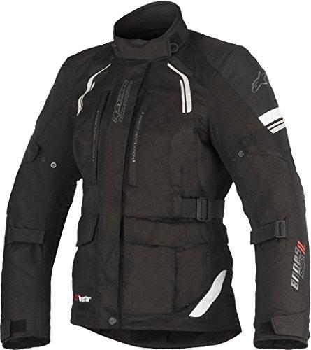 Chaqueta moto Alpinestars Stella Andes V2 Drystar Jacket Black, Negro, M