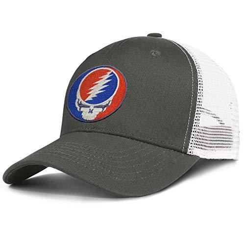 Unisex Baseball Caps Dad Hat Adjustable Mesh Trucker Hat Visor Sun Hat