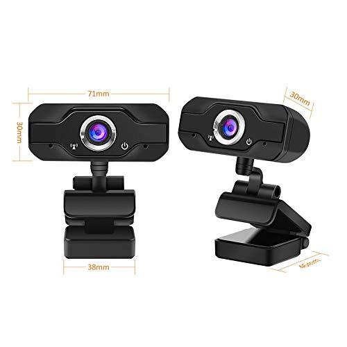 Webcam 1080p Mini Cámara Web HD L69 Cámara De Transmisión En Vivo Conveniente Y Duradera Con Micrófono Grabador De Video USB Digital