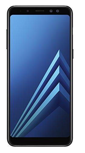 Samsung Galaxy-A8 (2018) BLACK