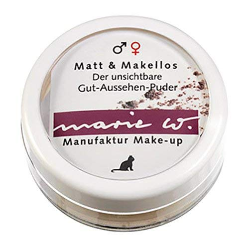 Mat & Flawless Powder