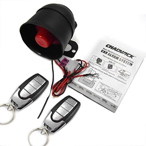 Unidad de control principal, dispositivos de alarma duradera para automóvil Dispositivo de...