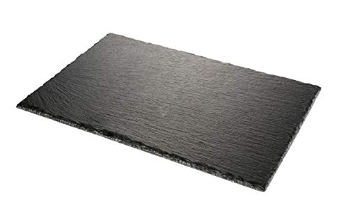 Tescoma 428824 GrandChef Assiette en ardoise 35 x 25 cm