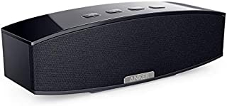 Anker 20W Premium Stereo Portable Bluetooth Speaker with Dual 10W Drivers, Two Passive Subwoofers, Wireless Speaker for iPhone, Samsung, Nexus, and More - Black