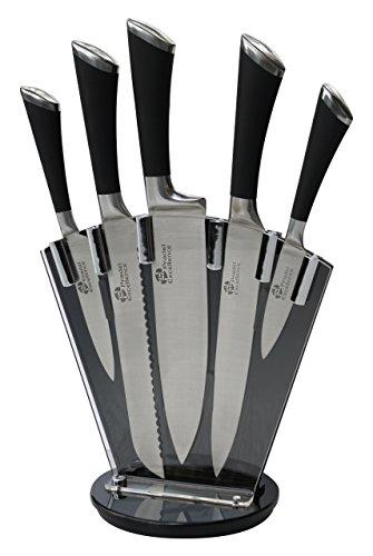 Pradel Excellence - I7404 - Ensemble de 5 Couteaux en Acier Inoxydable