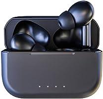 Bluetooth イヤホン Bluetooth5.0+EDR搭載 ワイヤレスイヤホン 自動ON/OFF ボリューム調節可能 自動ペアリング マイク付き 両耳ハンズフリー通話 マイク内蔵 ブルートゥース イヤホン Siri対応