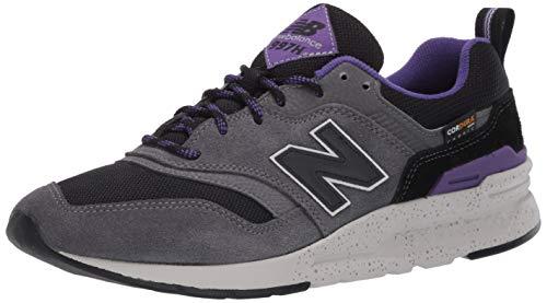 New Balance Herren 997H V1 Turnschuh, Magnet/Prisma lila, 46 EU