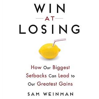 Win at Losing audiobook cover art