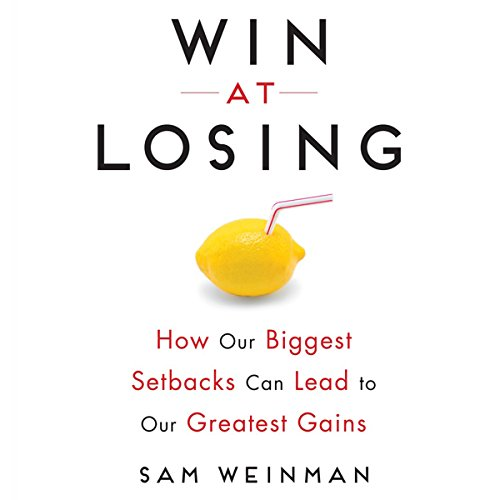 Win at Losing audiobook cover art
