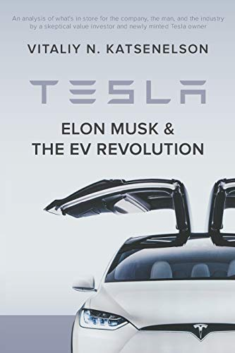 Tesla, Elon Musk and the EV Revolution (Englisch)