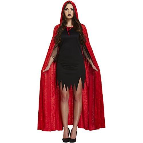 0fe3f21d1e3e Red Hooded Cloak  Amazon.co.uk