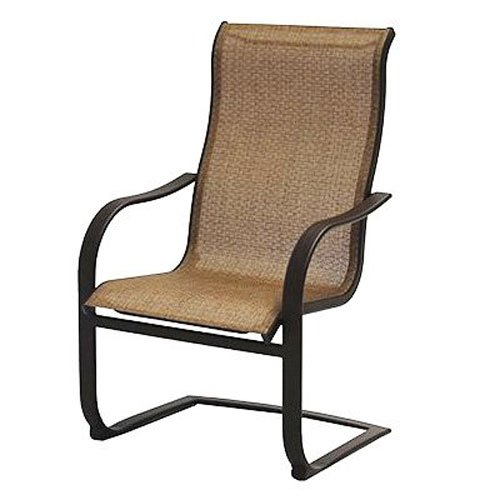 Patio Master Corp ADH10019K01 Bellevue Spring Chair