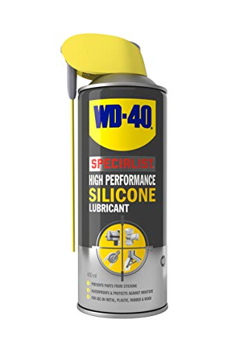 Best Price Square Silicone Lubricant, 400ML 443778 by WD-40 Specialist