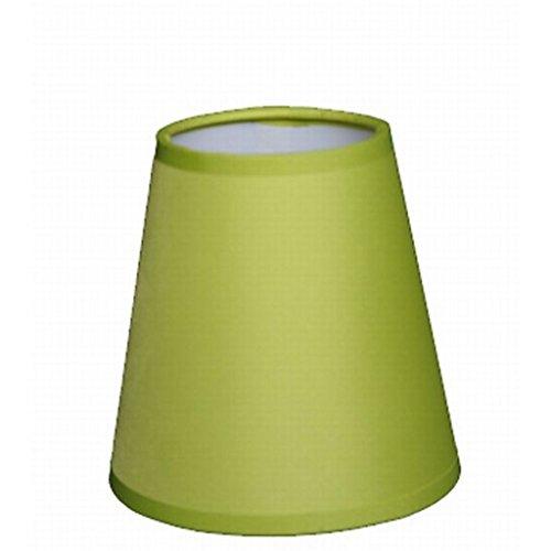 Lampenschirm Aufstecker Lime Grün 11-7-11