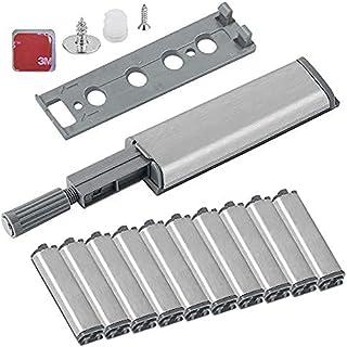 Drukdeuropener, magnetische snapper, stoom buffer deurdemper, druksnapper magneet deursluiter, magneetsluiting Push Open k...
