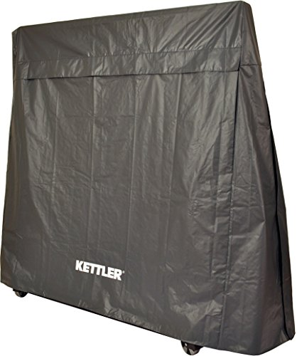 Kettler 7032-900 Heavy-Duty Weatherproof Indoor/Outdoor Table Tennis Table Cover